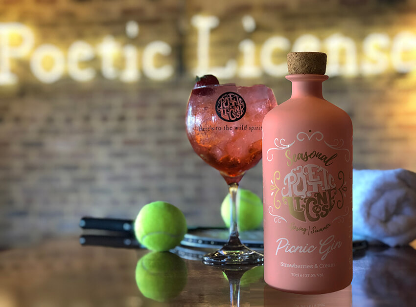 Picnic Gin has a new look!