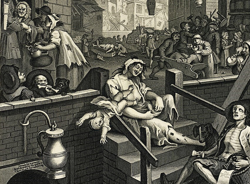 Old Tom Gin – A history lesson (sort of)
